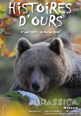 museum jurassica exposition histoire d ours